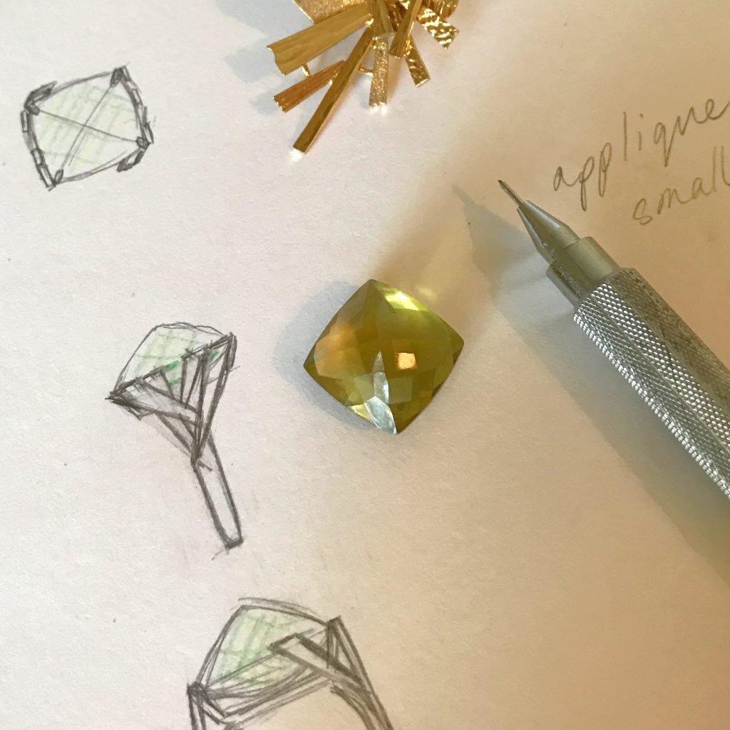 Ring designing Daou