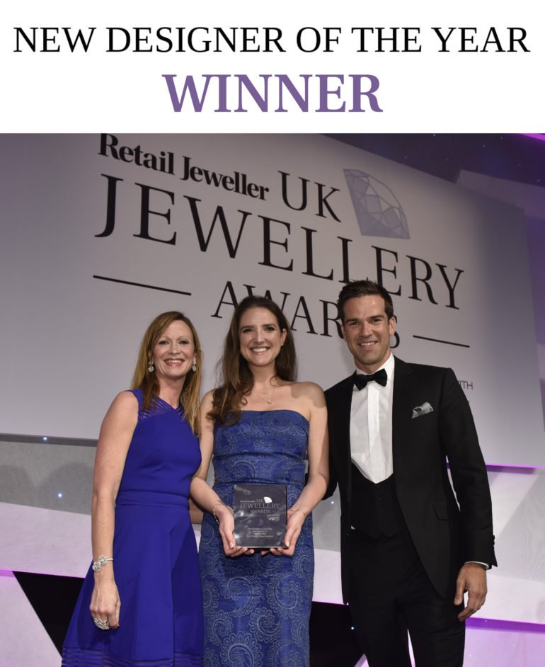 2016 June – Winner UK Jewellery Awards