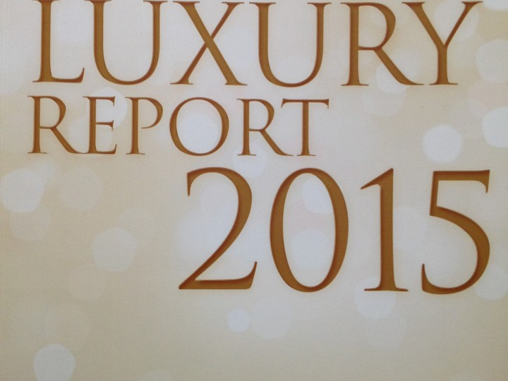 The Luxury Report 2015 – Professional Jeweller