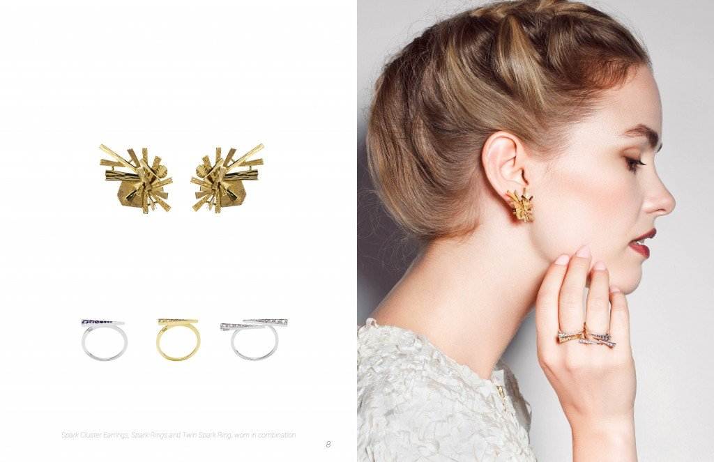 Daou Jewellery Look book page 10-11