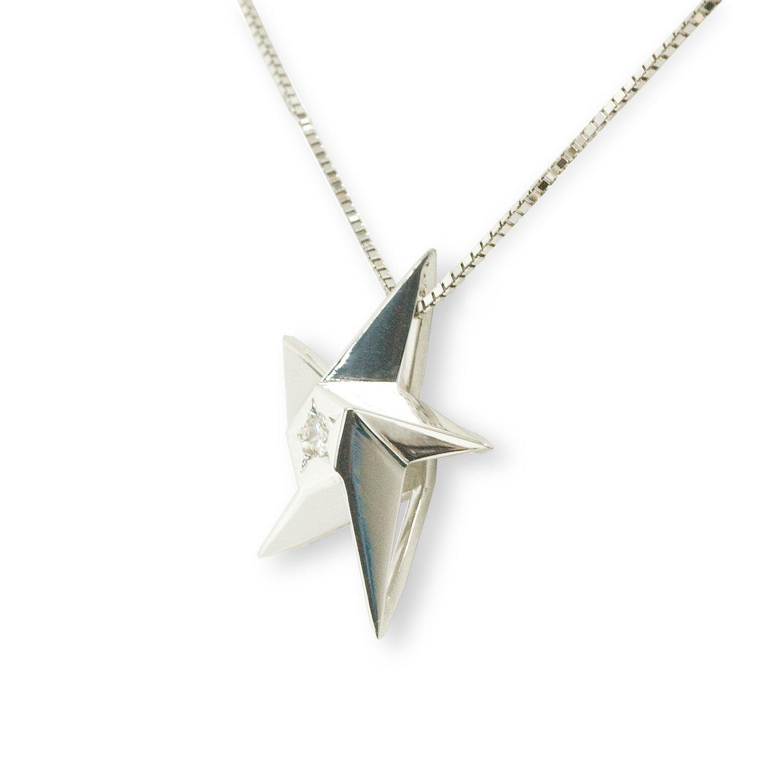 Daou Jewellery 18kt Gold & Diamond Little Star Pendant mT0KL