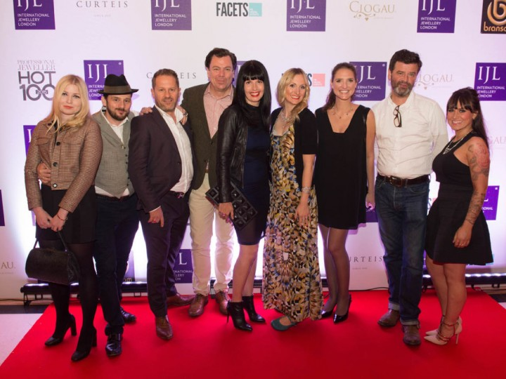 Professional Jeweller Hot 100 Awards Party