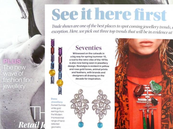 Retail Jeweller – IJL Trend report