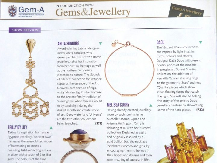 The Jeweller – IJL Preview