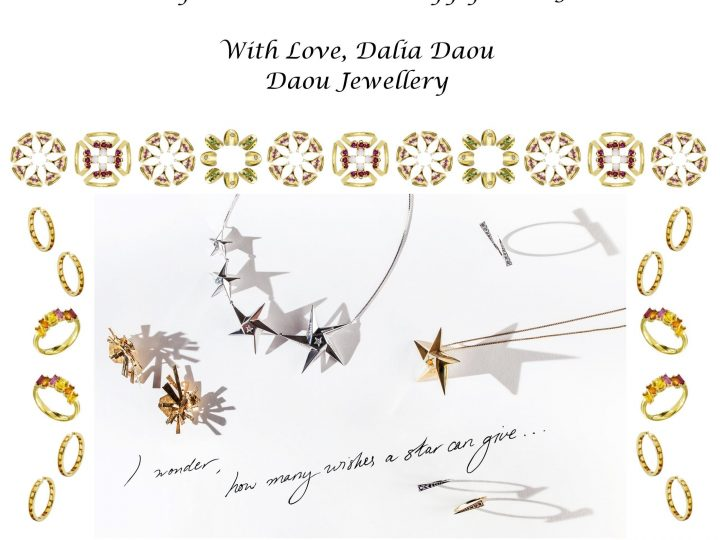 Merry Christmas and Happy New Year from Daou Jewellery