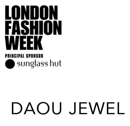 Showing at London Fashion Week BFC Showrooms