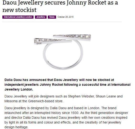 Professional Jeweller – New Stockist