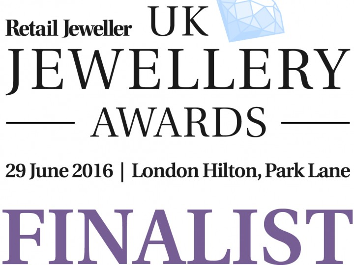 UK Jewellery Awards – New Designer of the Year Finalist