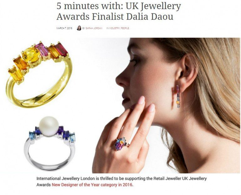 IJL Blog Daou Jewellery London