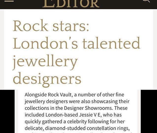 The Jewellery Editor – London Rock Stars