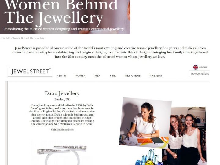 Jewel Street – Women Behind the Jewellery
