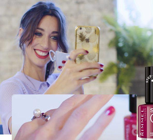 ELLE x Rimmel – Laura Jackson presenter videos