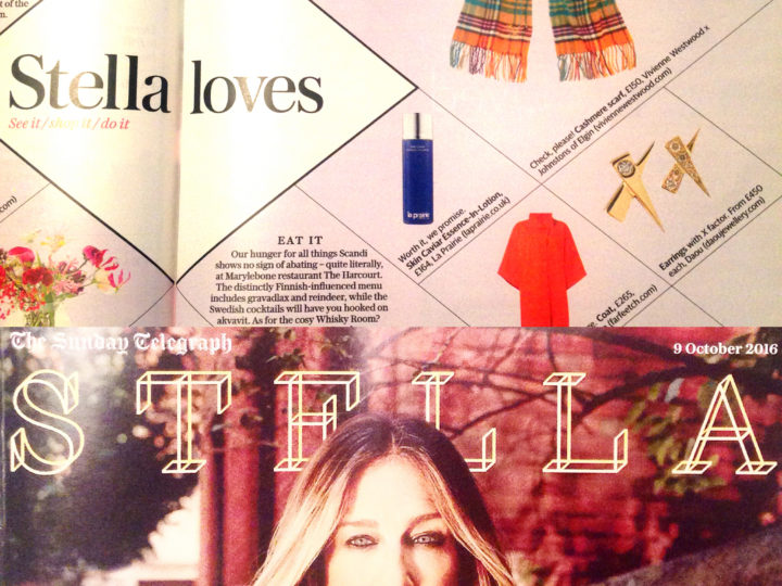 The Sunday Telegraph – Stella Magazine
