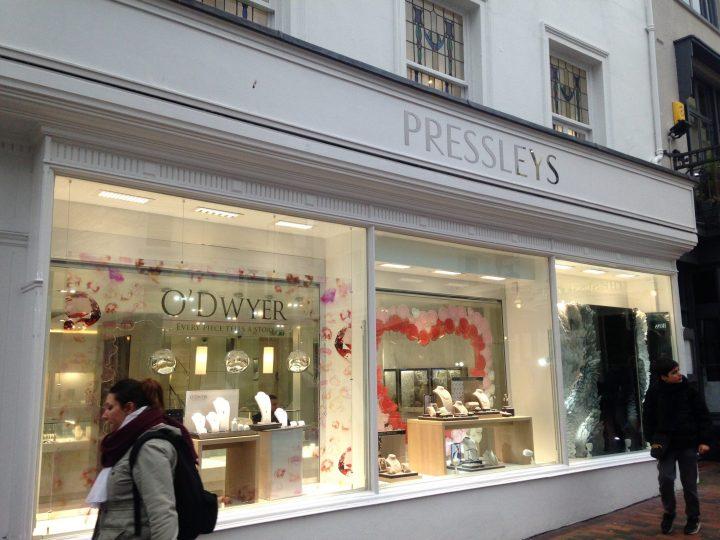 New Stockist PRESSLEYS Brighton
