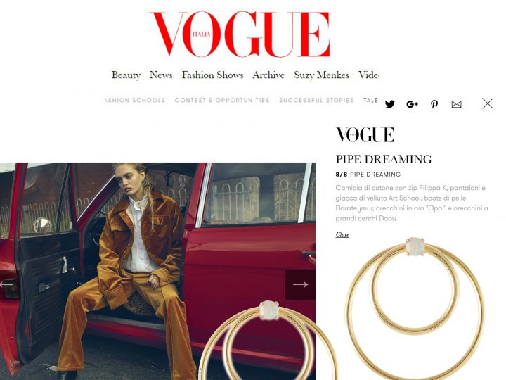 VOGUE Italia – VOGUE Talents