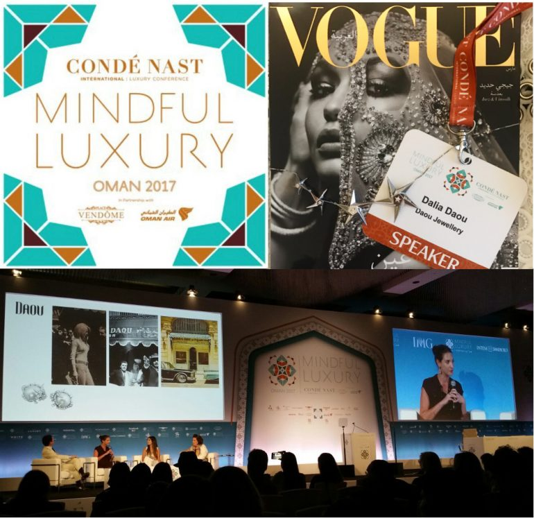 2017 April – Conde Nast International Luxury Conference Speaker