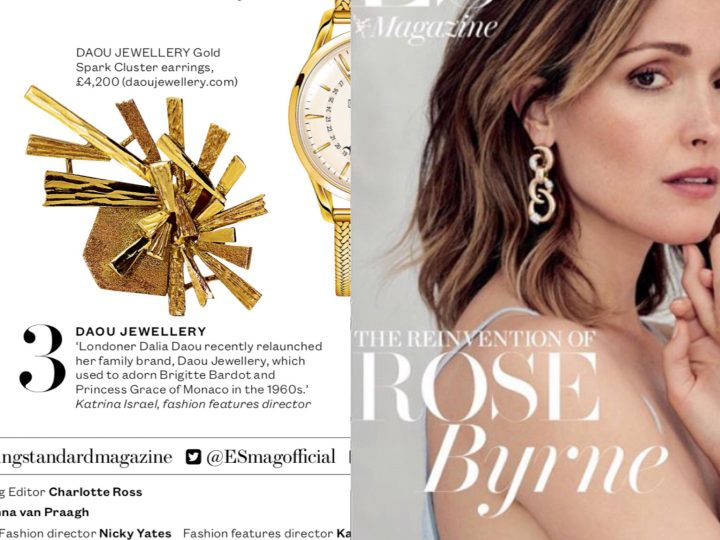 Evening Standard Magazine – ES Team's Up Coming Jewellers