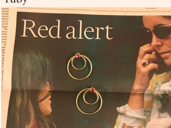 Financial Times – FT Weekend – Red Alert