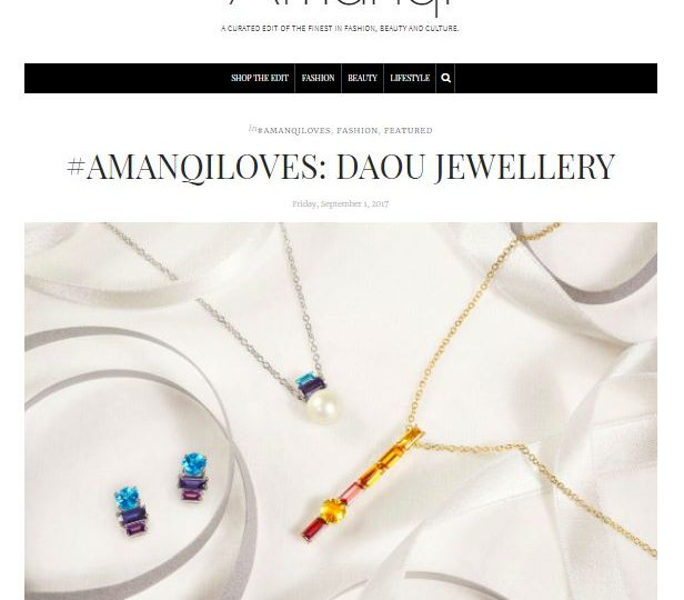 Amanqi – Loves Daou Jewellery