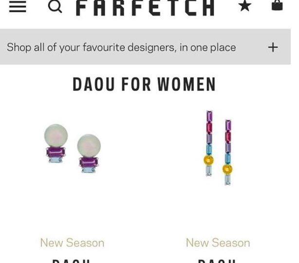 FarFetch – New Stockist