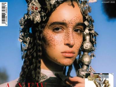 VOGUE Arabia – Natural Duality Ring