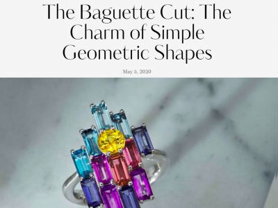 Katerina Perez – The Baguette Cut